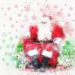 クリスマスモードの大…