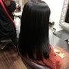 びびった髪に縮毛矯正とリタッチカラー、K多さん。の画像