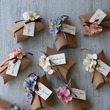 セリアの造花で結婚式…