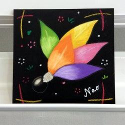 チョークアート調布教室生徒さん作品3