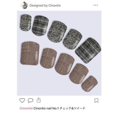 オリジナルネイルシールが作れるオーダーメイドアプリ『Your Nail』の記事に添付されている画像