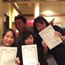 合格おめでとう☆