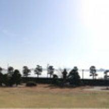 島根は綺麗な冬の朝で…
