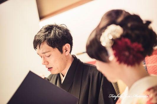 つきじ治作 ウエディングフォト 披露宴新郎から両親へのメッセージ ブライダルフォト 結婚写真