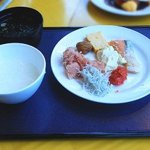 第109回ホテル朝食…