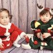 クリスマス会のお写真…