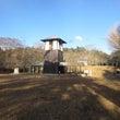 山のお城 笠間城