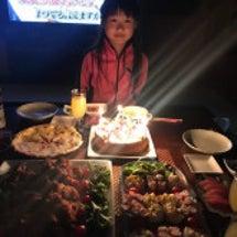 ☆ひまり9歳誕生日☆