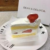 絶品ショートケーキ♡赤坂アラボンヌー@DEAN&DELUCA