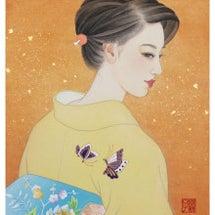 ◆美人日本画家さんが…