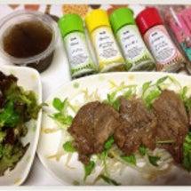 今夜の夕飯は鹿肉!(…