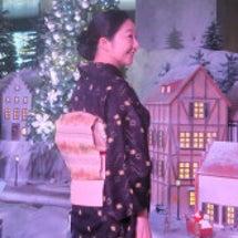 琉球染織のクリスマス…