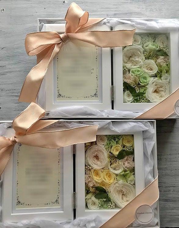 結婚式,両親贈呈品,フォトフレーム