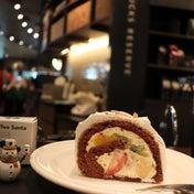 スタバ 今だけ食べれる期間限定セット 12月25日までの  スペシャルクリスマスデザートセット