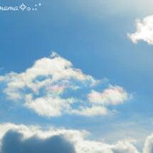 #空の写真 と放課後…