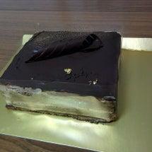 ケーキを作ったよ