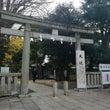 鳩森八幡神社の可愛い…