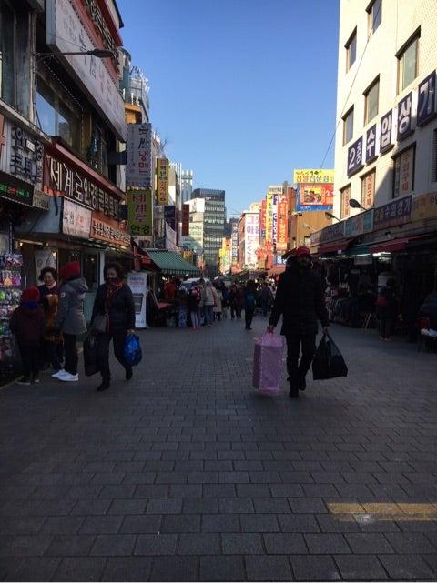 韓国最終日は南大門へ行ったけれど