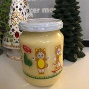 2018年キユーピーの干支マヨネーズ瓶