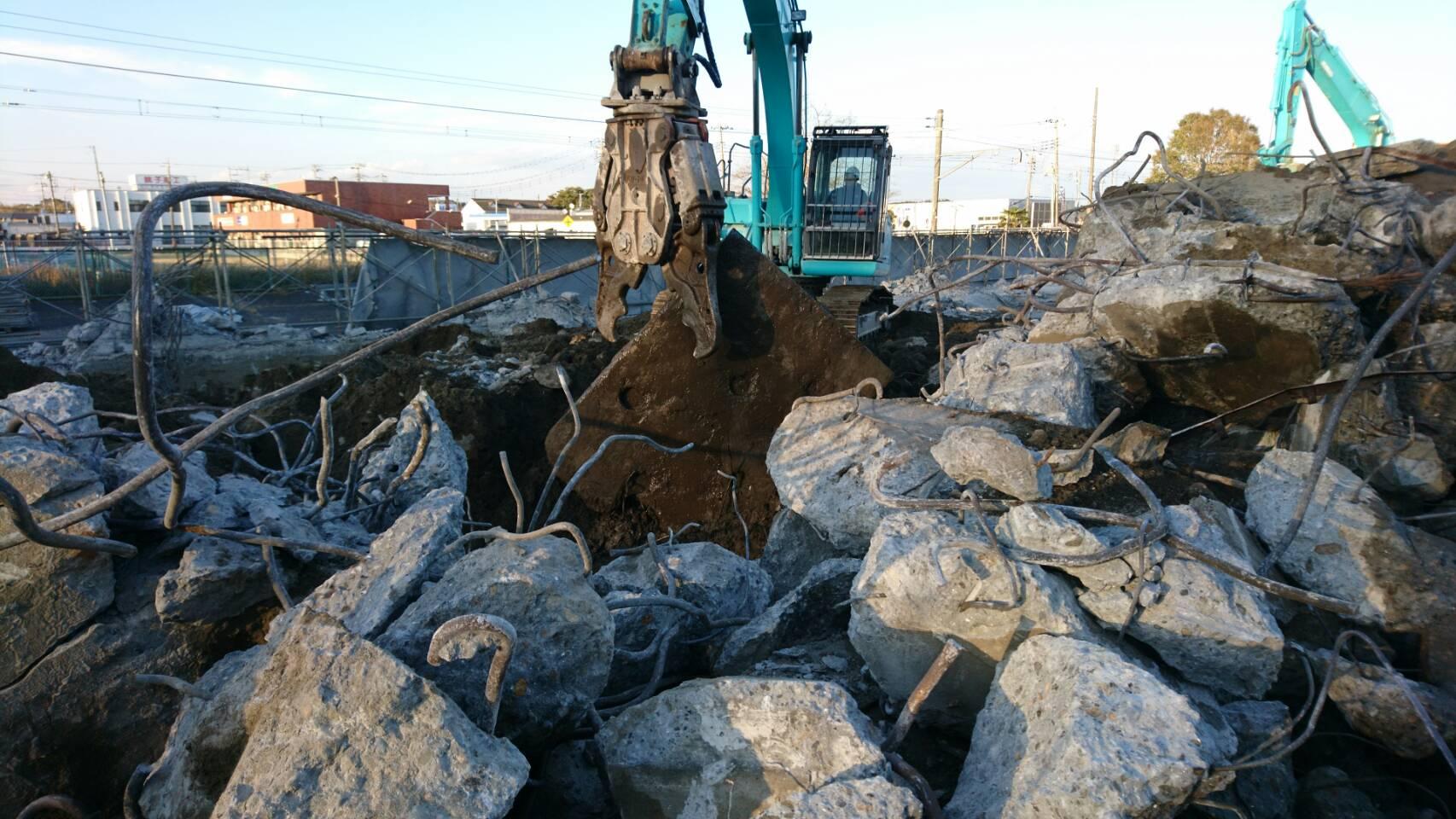 |2017年11月の振り返り|事業所解体工事の株式会社ナイキ