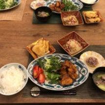 本日の夕飯です(^^…
