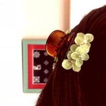 紫陽花もりもりのヘア…