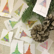 クリスマスツリー・色…