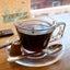 落葉とジャムバタートーストランチ  トモカ コーヒー