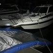 夜明け前に播磨ボート…