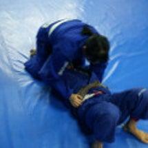 日曜日柔術クラス