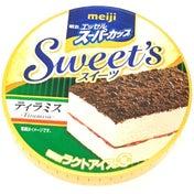 ケーキなの?アイスなの?第2弾☆明治 エッセルスーパーカップ Sweet's ティラミス