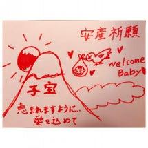 陣痛ジンクス☆富士山
