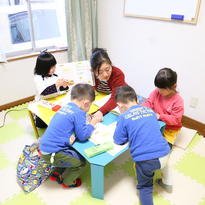 スポンジのように吸収する幼児クラス!の記事に添付されている画像