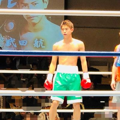 中川勇太選手・武田航選手の試合結果@後楽園ホールの記事に添付されている画像