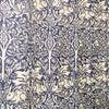 ウィリアムモリスのブレアラビットデザイン リネン素材カーテン☆の画像