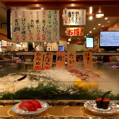 超鳥取!グルメ~回転寿司編~の記事に添付されている画像