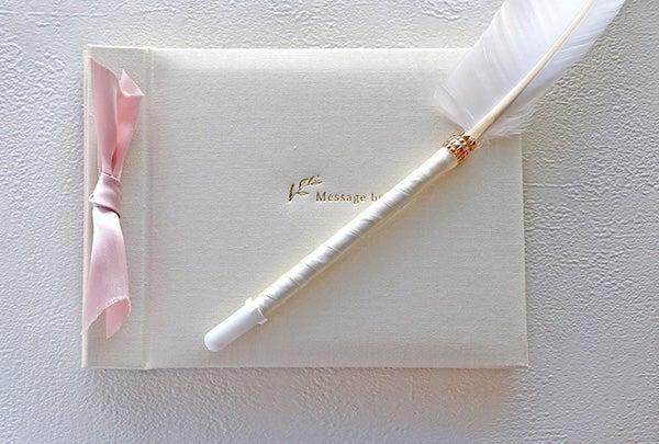 手作り羽根ペン