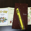 【来年の手帳】