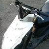 足立区で事故をしたオートバイの処分について。廃車手続きも無料です。【足立区】の画像