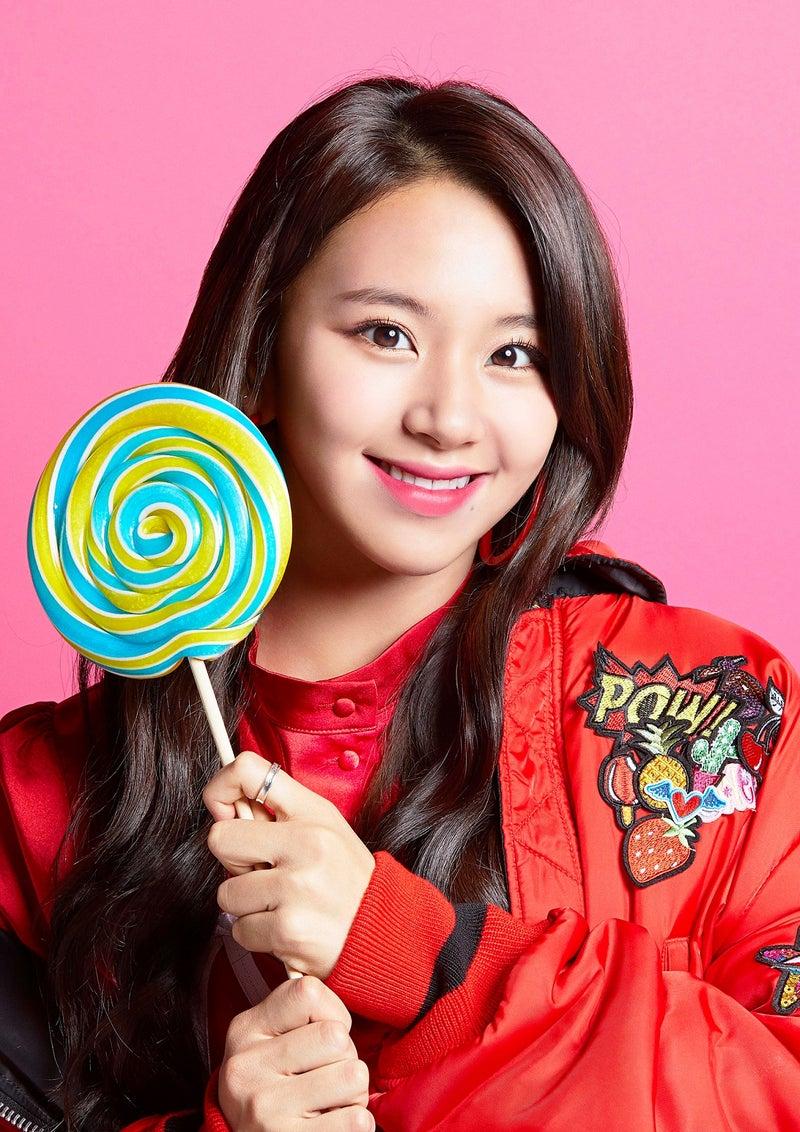 exok_171222 TWICE 日本2ndシングル『Candy Pop』プロフィール写真【高画質 ...