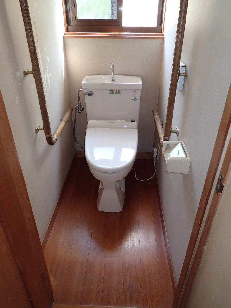 節水型トイレ