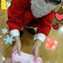 初サンタ☆