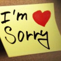 お詫びとお礼