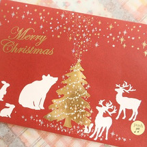 クリスマスカード♪