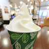 デザートはアンテナショップでソフトクリーム@富士の国やまなし館の画像