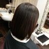 美容室SiESTA阿佐ヶ谷で半年ぶりの縮毛矯正、Iさん。の画像