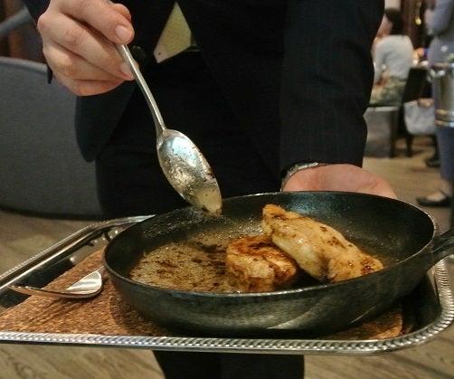 MOTIF RESTAURANT & BAR 魚料理