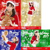 【ネットショップ】「2017年LinQメンバークリスマス写真」販売開始!!の画像