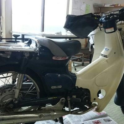 スーパーカブ50 エンジンチェックランプ 油温センサーの記事に添付されている画像