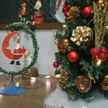 子供のクリスマス会、…